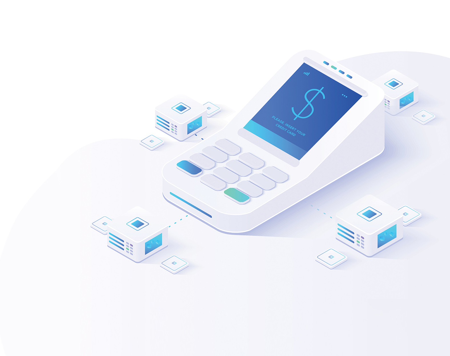 PayIt Now point-of-sale (POS) system